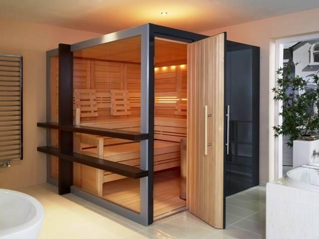 Aqua jardin tout pour l 39 eau sauna hammam for Hammam et sauna